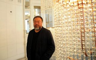 ai-weiwei-amp-8217-s-greek-show-highlights-amp-8216-shameful-amp-8217-response-to-refugee-crisis