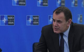 defense-minister-asks-nato-to-help-halt-migration-influx-in-aegean