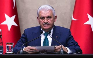 turk-pm-urges-greece-to-avoid-tension-that-could-harm-bilateral-ties