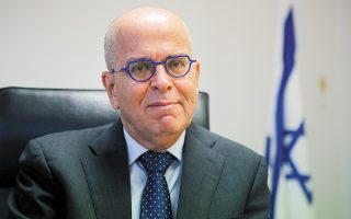 israeli-ambassador-urges-stronger-strategic-ties-in-interview-with-kathimerini