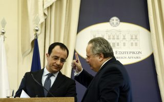 new-cypriot-foreign-minister-in-athens-for-talks