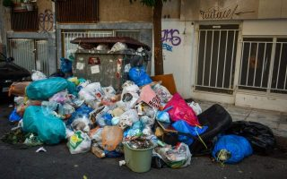 athens-municipal-authorities-to-install-new-waste-bins-in-the-capital