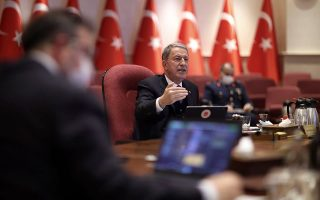 turkish-defense-minister-reiterates-claims-of-greek-provocations