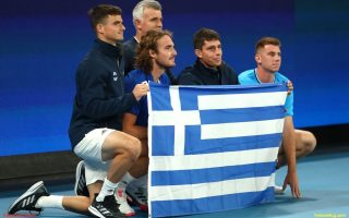 greece-beats-spain-but-bows-out-of-atp-cup0