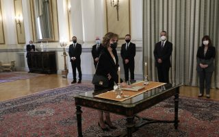 new-deputy-governor-sworn-in-at-bank-of-greece