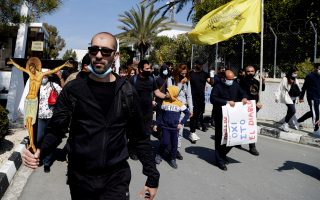 protesters-say-out-with-cyprus-satanic-eurovision-entry