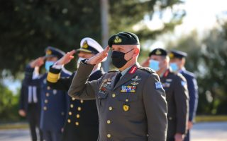 greece-s-top-military-leadership-remains-unchanged-following-annual-review