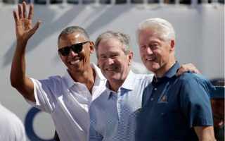 former-presidents-first-ladies-join-forces-in-vaccination-campaign-ad