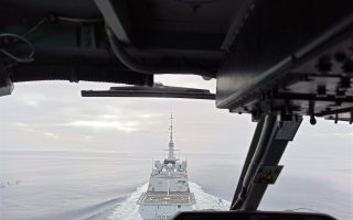 greek-frigate-in-french-led-operation