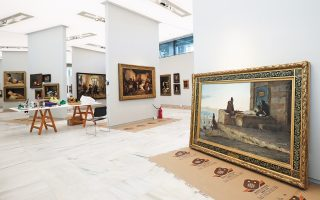 finishing-touches-put-on-national-gallery