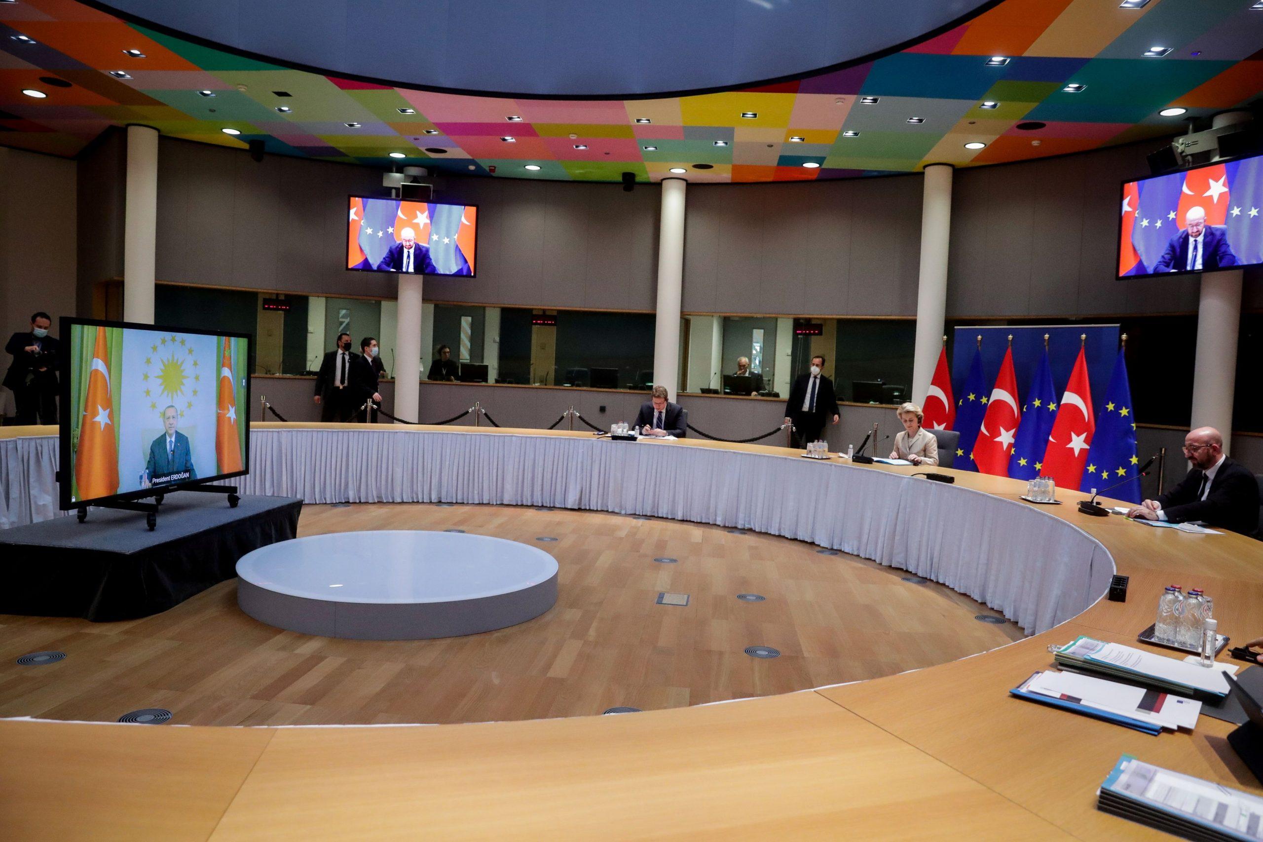 OKONČAN DVODNEVNI SAMIT! EU poziva Tursku na saradnju, ali prijeti i sankcijama u slučaju da Ankara nastavi istraživati naftu i plin u spornim vodama istočnog Sredozemlja