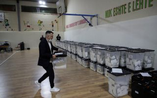albania-s-ruling-socialists-win-49-4-votes-in-election-preliminary-results-show