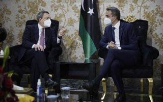 mitsotakis-draghi-discuss-eu-efforts-to-stabilize-libya-on-sideline-of-tripoli-visit