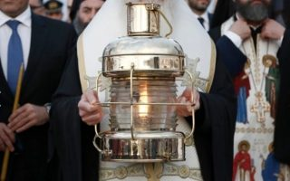 arrival-of-holy-fire-from-jerusalem-to-be-modest-affair-this-year