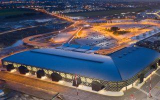 makedonia-airport-raises-capacity-to-10-mln-passengers-a-year
