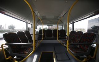 forty-new-buses-to-join-athens-fleet-on-friday