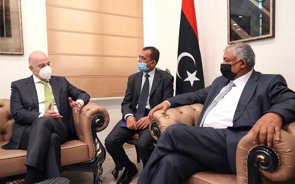 Athens, Ankara vying for Libya influence | eKathimerini.com