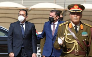 egypt-s-premier-visits-libya-to-discuss-trade-other-ties