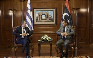 mitsotakis-urges-libya-to-scrap-turkey-maritime-deal-hails-relaunch-of-bilateral-relations