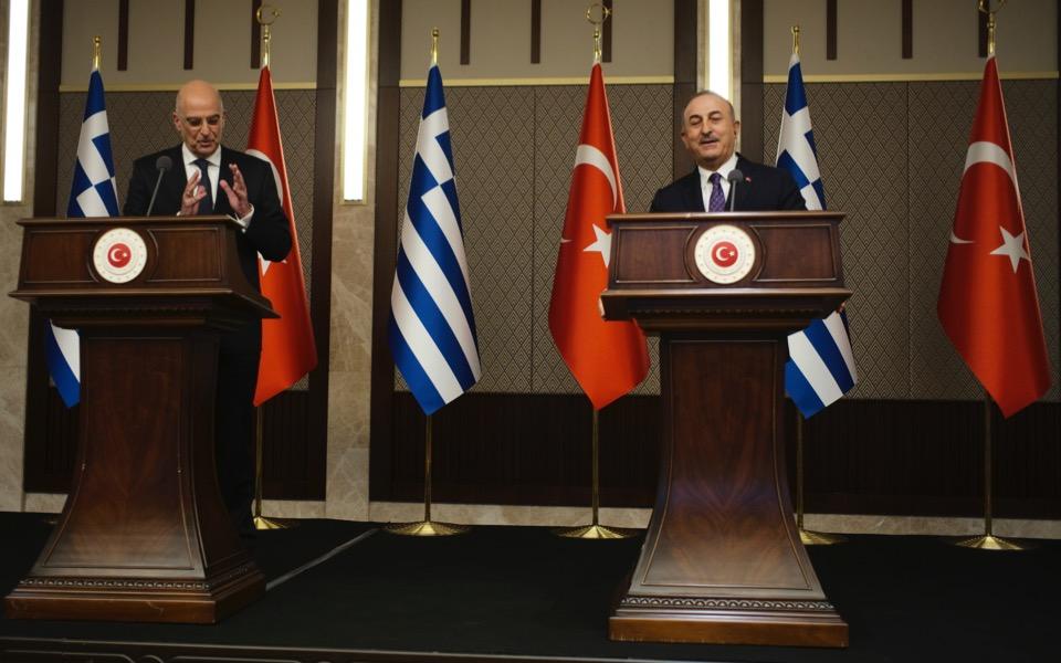 Ankara press conference has diplomats surprised | eKathimerini.com