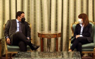 sakellaropoulou-meets-president-of-libyan-presidential-council
