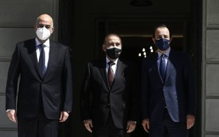 greece-cyprus-lebanon-foreign-ministers-meet-in-athens