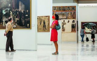 national-gallery-reopens-as-greece-eases-restrictions