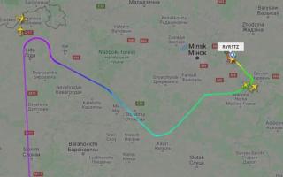 athens-vilnius-flight-forced-to-land-in-belarus-dissident-arrested