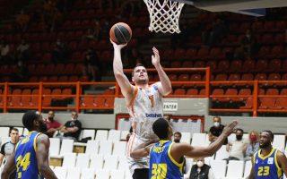 promitheas-aek-brave-challenges-to-reach-basket-league-semis
