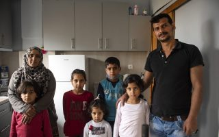 syrian-family-reunited-against-the-odds-in-greece