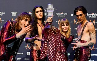 italy-s-raucous-glam-rock-takes-eurovision-by-storm