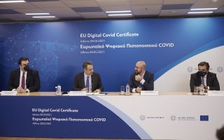 greece-ready-to-go-with-eu-digital-covid-certificate-pm-says-at-presentation