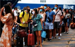 ferry-passengers-must-fill-in-health-declaration-form-ministry-says