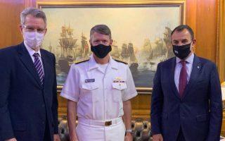 us-envoy-presents-frigate-proposal-to-defense-minister