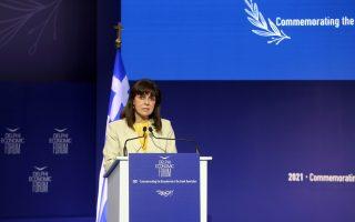 sakellaropoulou-speaks-at-delphi-economic-forum