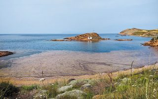 tests-underway-on-limnos-sea-snot