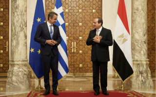egypt-greece-expand-cooperation-agree-on-regional-security-issues
