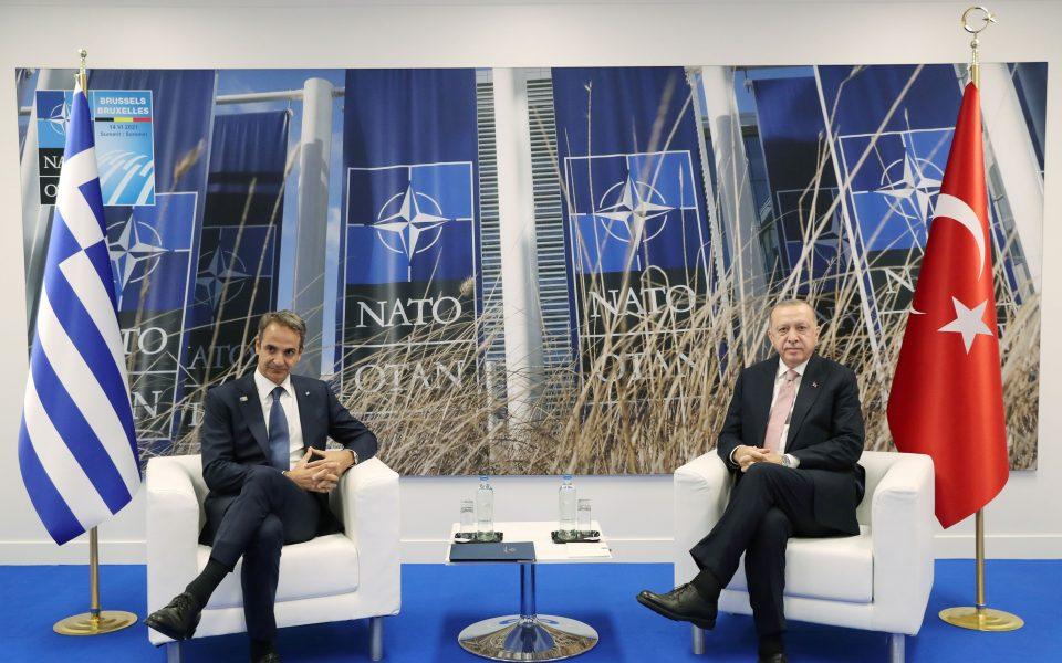 Mitsotakis-Erdogan: A personal relationship and the next steps | eKathimerini.com