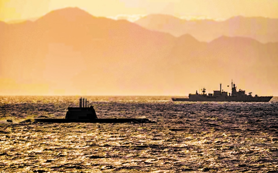 Military submarines record the sounds made by sea mammals and store them on a special database.