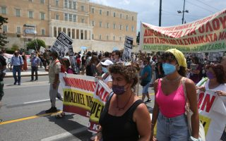 greek-unions-strike-seek-return-to-pre-pandemic-work-rules