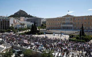 greek-strike-against-labour-reform-bill-disrupts-athens-transport