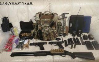 thessaloniki-man-arrested-after-firing-shots-from-balcony