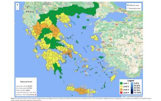 more-areas-turn-orange-on-greece-s-covid-map