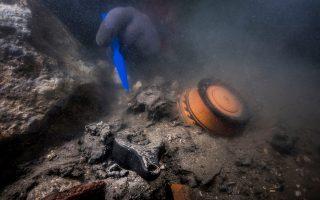 egypt-finds-ancient-military-vessel-greek-graves-in-sunken-city