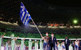 greek-athletes-open-tokyo-amp-8217-s-olympic-opening-ceremony