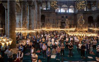 unesco-criticizes-ankara-over-conversion-of-hagia-sophia-chora-monastery