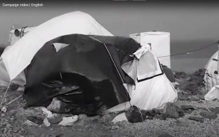 installations-in-15-european-cities-to-highlight-plight-of-refugees-at-lesvos-camp
