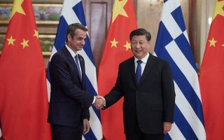 mitsotakis-and-xi-reaffirm-strong-greek-sino-relations