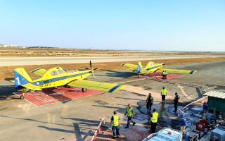 israel-to-send-two-firefighting-aircraft-to-greece
