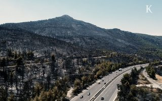 drone-footage-captures-aftermath-of-attica-wildfires